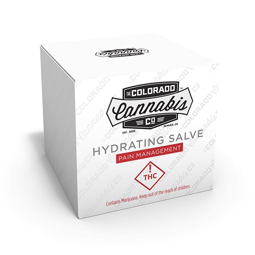 CBD Hydrating Pain Salve